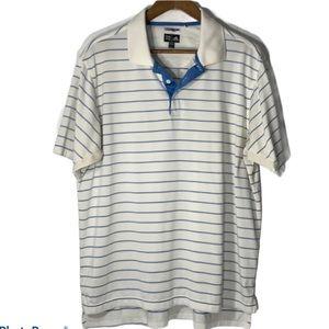 Men's Adidas ClimaCool Golf Polo Shirt Sz L